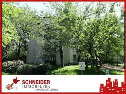 IMMOBILIEN SCHNEIDER - Kapitalanlage - schöne 1 Zi.-Wohnung mit separater Küche und West-Terrasse