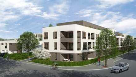 Rollstuhlgerechte 2 Zimmer Neubau-Wohnung in Mülheim Dümpten