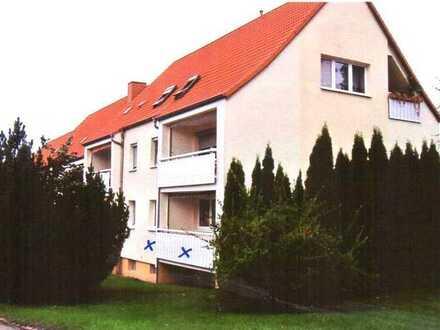 Sonnige 3-Raum-Wohnung mit großem Balkon in ruhiger Lage von Stauchitz