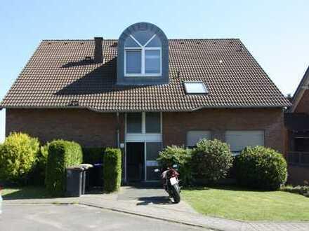 Terrassenwohnung mit Gartennutzung - 3 Zimmer, 82m² Wfl. - am Stadtrand von Euskirchen