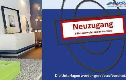 In zentraler Lage - 3 Zimmern Wohnung in Neuburg an der Donau - Ihr Immobilienexperte in der Regi...