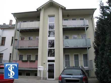 Objekt 05/15 - vermietete 2-Zimmer-ETW im 1. OG mit Balkon in Reichenbach