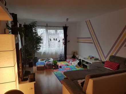 Schöne, gepflegte 3-Zimmer-Terrassen-Wohnung in Putzbrunn