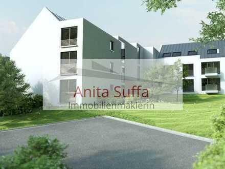 Luxuriöse 3-Zi. DG Wohnung mit Fernblick! WE 8 Provisions Frei! KFW 55!