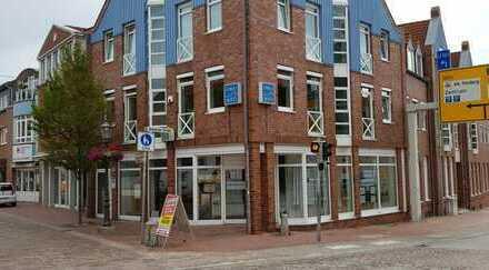 Moderne 162 m² Laden-/Bürofläche im Zentrum von Oldenburg i. H. ab sofort zu vermieten