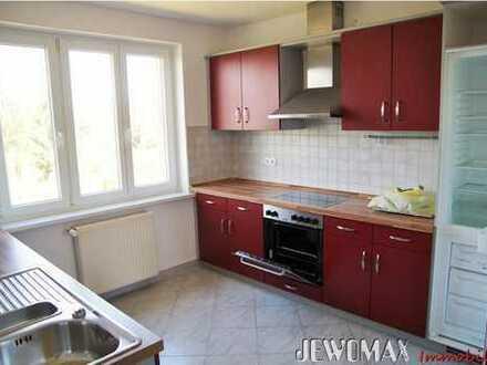 attraktive 3 Zimmer Wohnung mit Seeblick Einbauküche und Garten Mecklenburgische Seenplatte