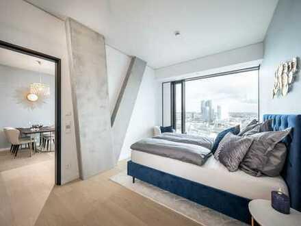 OMNITURM - Lichtdurchflutete 2-Zimmer-Wohnung mit Fernblick in bester Lage