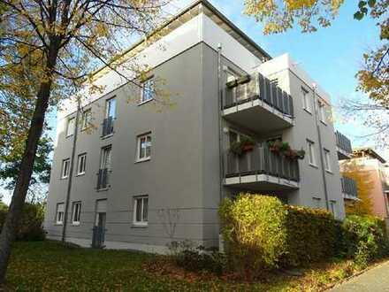 Terrasse & TG in idyllischer Stadtrandlage // 3-Zi.-Whg. in Nickern