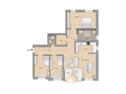Winnenden, WAGNERSTRASSE 10 - Modernes Mehrfamilienhaus
