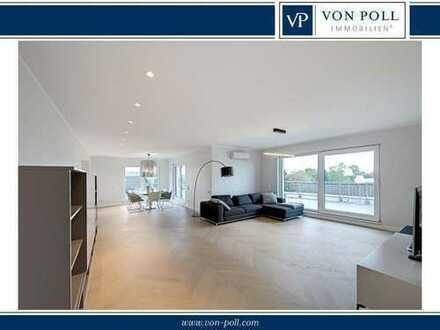 Luxuriöses, möbliertes Penthouse im Dortmunder Süden