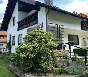 Idyllisches, am Fluss gelegenes 5-Zimmer-Haus zur Miete in Wallenfels, Wallenfels