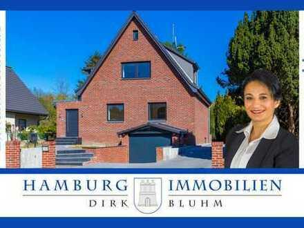 Saniertes Einfamilienhaus  in 22399 Hamburg-Poppenbüttel