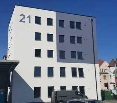 Sanierte 4-Zimmer-Wohnung mit Einbauküche in Hof