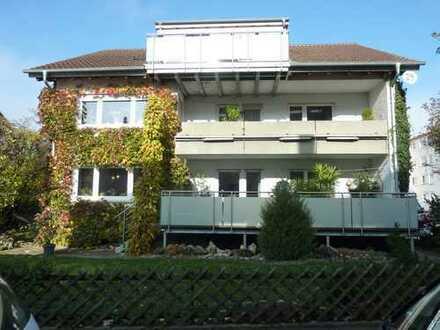 3,5 Zimmer-Wohnung mit sehr großem Süd-Balkon in guter Wohnlage!