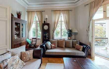 HOMESK - Charmante 3-Zimmer-Altbauwohnung mit Balkon im Bergmannkiez