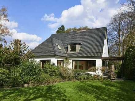 Landhaus auf herrlichem Grundstück in perfekter Wohnlage