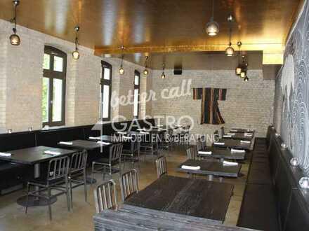 Restaurant mit Platzlage im Ortskern ...
