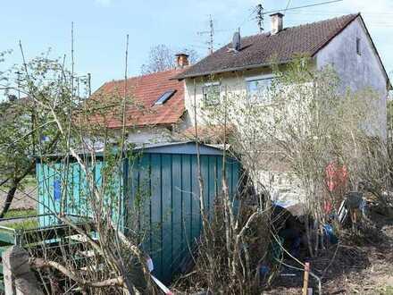 Kernsanierungsbedürftige DHH in Altenstadt