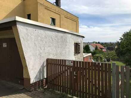 Baugrundstück im Stadtteil Ernstthal mit Erzgebirksblick