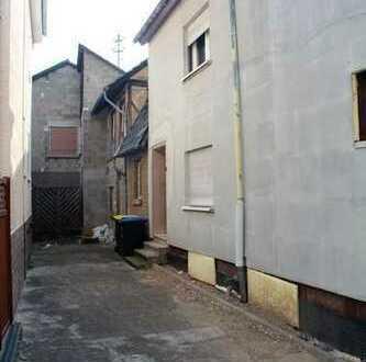 Kleines, renovierungsbedürftiges Haus im Kern von Waldböckelheim - von Schlapp Immobilien