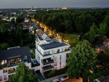 *** Exklusive 5-Zimmer-Penthaus-Wohnung in Essen Bredeney *** 