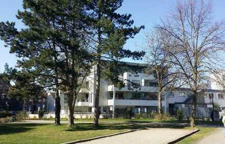 Barrierefreie 3-Zimmer-Wohnung mit Balkon am Rathauspark im Ortskern von Meerbusch Osterath