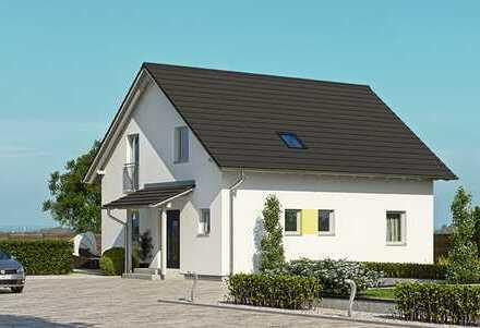 Das wird ein individuelles Einfamilienhaus im Kölner Norden