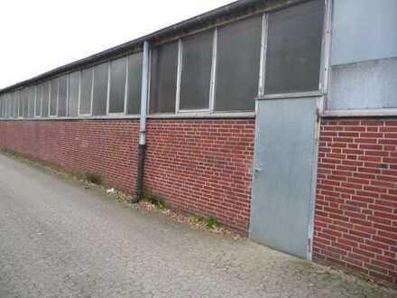 Lagerhalle im Gewerbegebiet Bocholt zu vermieten