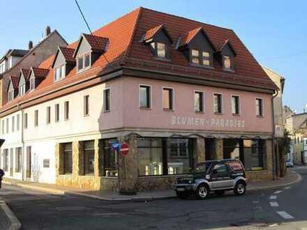 TOP GESCHÄFTSLAGE: Gepflegte Gewerbeeinheit im Apoldaer Stadtzentrum