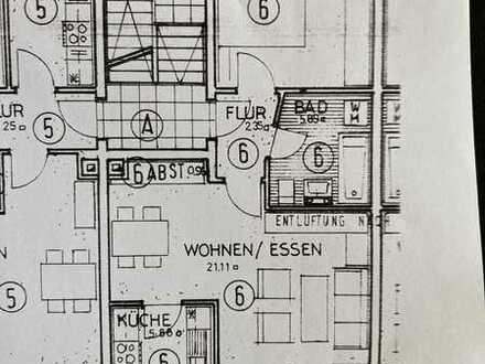Helle gepflegte Wohnung mit Südbalkon und EBK in Bamberg-Ost