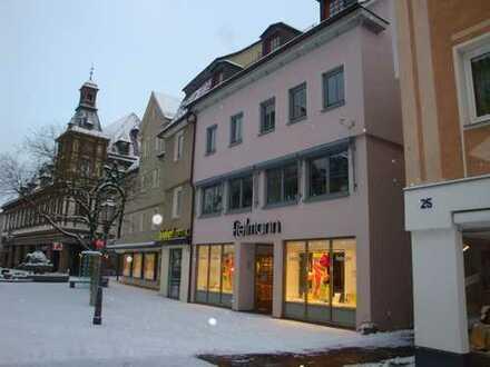 3 Zimmer Wohnung in Geislingen mit Kellerraum und Einbauküche