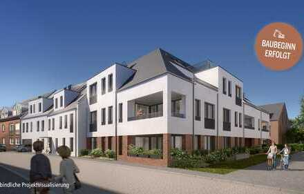 Der Ort an dem Ihr Wohntraum Wirklichkeit wird! Charmante 2 Zi.-Neubauwohnung mit Balkon!