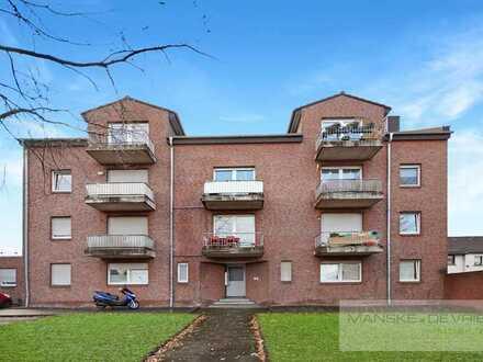 Zwei vermietete Eigentumswohnungen mit Balkonen in Essen-Dellwig