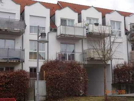 3-Zimmer-Wohnung mit Balkon und neuer EBK in Burglengenfeld