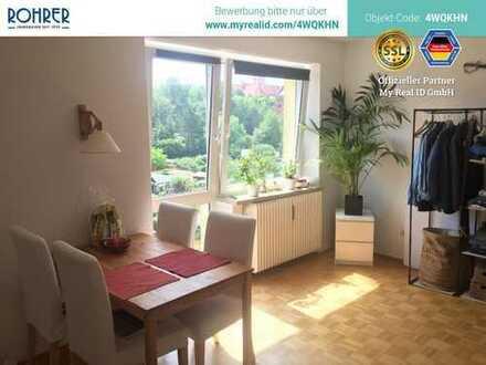 München-Untergiesing - 1 Zimmerapp., Küche, Bad/WC, Flur und Kellerabteil
