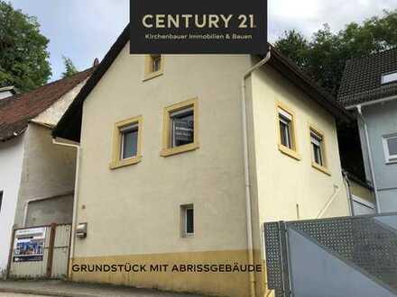 """GELEGENHEIT: """"Abrissgebäude Grundstück mit """""""