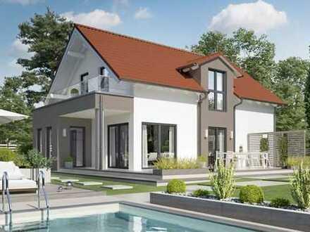 Haus mit Keller und Grundstück in guter Lage