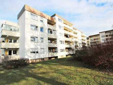gut geschnittene 3 Zimmer-Wohnung mit Balkon