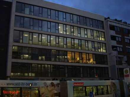 Büroraum in gemeinschaftlich genutzter Büroetage