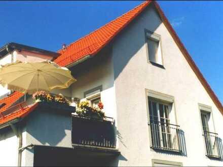 Aystetten, Exklusive 2 ZKB, Loggia, Maisonette-Wohnung