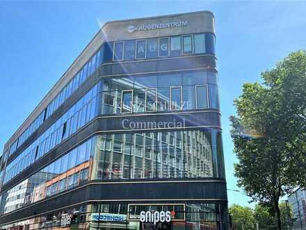 Modernes & repräsentatives Büro mit Terrasse in 1A Lage