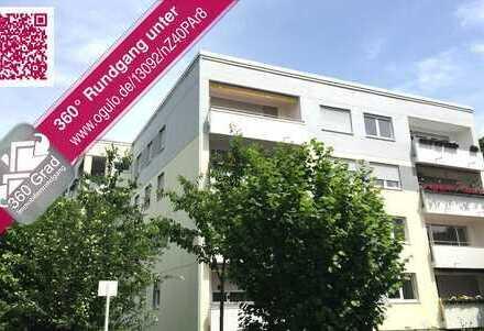 Helle und ruhige 3,5-Zimmer-Wohnung in München-Hadern / Kurparksiedlung