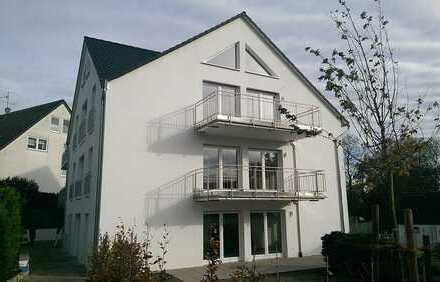 Moderne, ruhig gelegene Wohnung mit eigenem Garten!