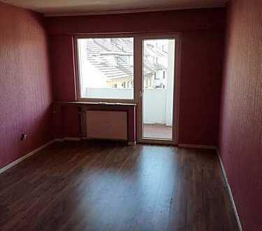 Wunderschöne 2 Zimmer Wohnung mit großem Balkon (2.OG re)