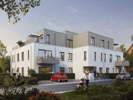3-Zimmer-Wohnung mit eigenem Garten und Terrasse