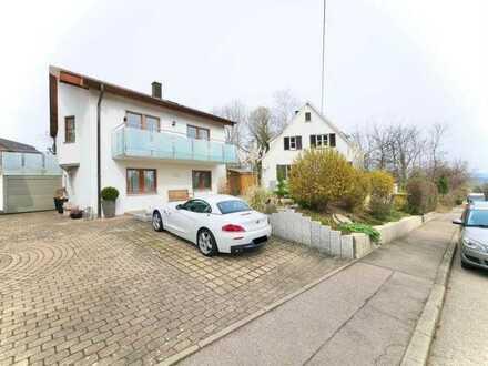 Familien aufgepasst! Freistehendes Einfamilienhaus in Aichwald-Aichelberg!