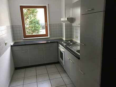 Attraktive 2-Zimmer-Terrassenwohnung und EBK in Erlangen mit Terrasse und Gartenanteil