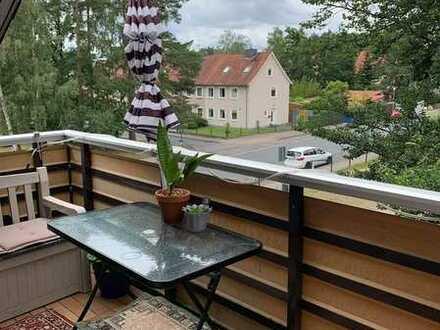 Zentral in Soltau! Schöne 3-Zimmer-Wohnung mit Balkon!