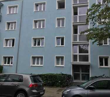 Gepflegte 3-Zimmer-Wohnung mit Blick zum Park