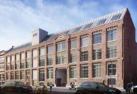 Hochwertige Bürofläche in historischem Ambiente | Ausbau nach Wunsch